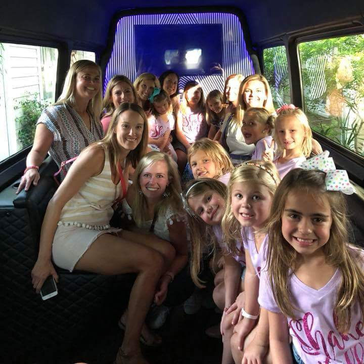 Kids Party Transportation