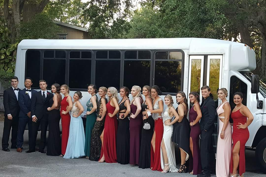 Homecoming Party Bus